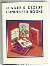Readers Digest Association Condensed Book,FIRST EDITION, 91, Hardcover Book