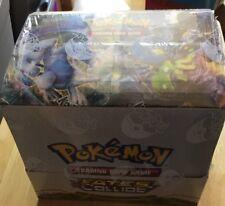 Pokemon XY Fates Collide Theme Decks Display 8 decks (Battle Ruler & Sky G.)