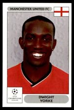 Panini Champions League 2000/2001 - Dwight Yorke Manchester United FC No. 263