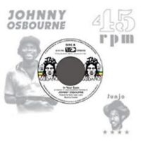 "Johnny Osbourne - In Your Eyes - New 7"" Vinyl Single - Pre Order - 6th December"