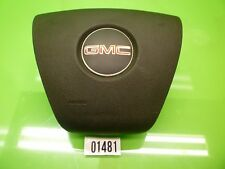 2012 12 GMC ACADIA SLE STEERING WHEEL DRIVER AIRBAG AIR BAG OEM