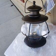 NIB ELK LIGHTING 47041- Village Lantern Group (2) outdoor post lights Weathered
