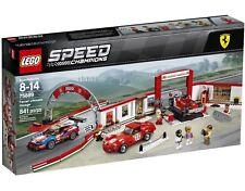 LEGO Speed Champions Ferrari Ultimate Garage Set 75889