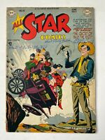 All Star Comics #47 VG-/VG (1949) Golden Age comic, Billy the Kid cover!L@@K!