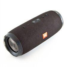 JBL Charge 3 Tragbarer Lautsprecher in schwarz Wasserdicht gebraucht