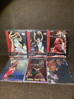 2005-06 Upper Deck ESPN Basketball Shaq Ginobili Duncan NBA Cards Topps NBA Lot