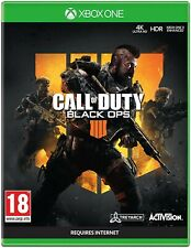 Call Of Duty Black Ops 4 xbox one full game. (No cd/No key)