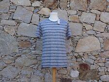 J LINDEBERG.  Short sleeve t-shirt.  Cotton / Linen.  BNWT.  X Small