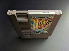 The Adventures of Bayou Billy Authentic Nintendo NES EXMT cond game cartridge
