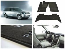 Range Rover Vogue SWB L405 Deluxe Carpeted Floor Mats Custom Fit Model 2012-2015