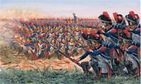 Italeri   1:72 - 6072, Napoleon Kriege, Französische Grenadiere, 50 Figuren, Mod