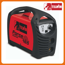 Saldatrice inverter Telwin FORCE 165 ad elettrodo MMA - Art. 815853