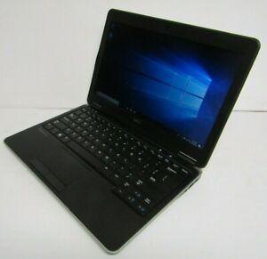 """Dell Latitude E7240 i7-4600U 2.1GHz 8GB Ram 128GB SSD 12.5"""" Win 10 Pro UltraBook"""