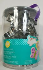 New listing Wilton Spring Easter Summer 18 Piece Metal Kitchen Baking Cookie Cutter Set New