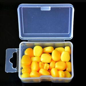 Floating Baits Corn Nice Scent Baits Soft Carp Simulation Fake Fishing Lures
