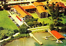 Bad Wiessee am Tegernsee , Hotel Terassenhof ; Ansichtskarte 1983 gel.