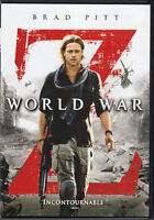 DVD World War Z (Brad Pitt)