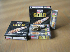 Ford Laser KQ 2.0L Mazda 929 MPV 3.0L RC10MX4 Champion GOLD Spark Plugs x 4