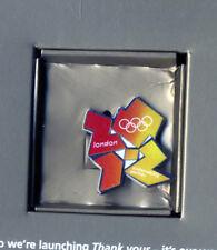 2012 London Olympics Pin Badge   New & boxed