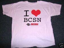 BCSN Ohio XL T-shirt sports channel Buckeye hockey