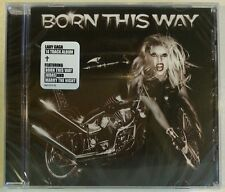 "BORN THIS WAY [Import] by LADY GAGA (CD, 2011 - Interscope - USA) ""BRAND NEW"""