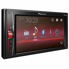 "PIONEER Double DIN 6.2"" Bluetooth Digital Multimedia Video Receiver 