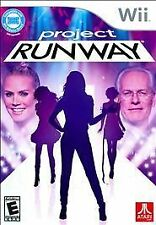 Project Runway   Nintendo Wii  game  NEW     D2