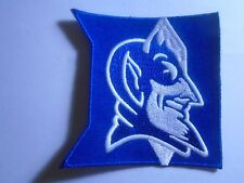 DUKE UNIVERSITY EMBROIDERED  PATCH