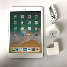 Apple iPad Mini 2 128GB, Wi-Fi, 7.9in - White
