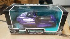 Brand New Blue Yamaha SRX 700 Diecast Toy Model 1:12 Scale Viper Sx Die Cast