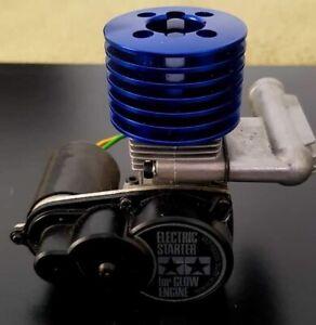 Tamiya glow engine FS-18 with starter! Without carburetor!