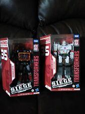 WAR for Cybertron D/'ASSEDIO-Voyager APE faccia Transformers