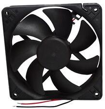 Ventilateur de boîtier d'ordinateur PC 12V 120x120x25mm 158m3/h 40,5dBA 2700rpm