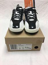 Gobe Elite Street WOMENS Golf Shoes US Size 6 Euro 37 white black spikeless