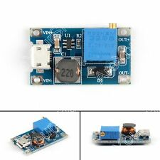 5x 2A DC-DC Boost Step-Up Conversion Módulo Micro USB 2-24V To 5V-28V 12V 9V