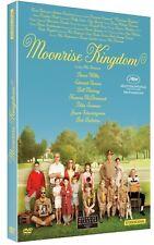 DVD *** MOONRISE KINGDOM ***  avec Bruce Willis, Edouard Norton, ...