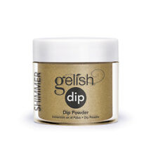 Gelish Dip SNS Dipping Powder Give Me Gold 23g Nail System