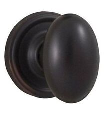 Weslock 00605J1-0020 Julienne Knob, Oil-Rubbed Bronze