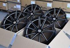 Oxigin Oxforged schwarz black echte Schmiedefelgen 21 Zoll für Porsche Macan