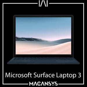 Microsoft Surface Laptop 3 10th Gen 13.5 inch Core i7 1065G 1.3 GHz 16 GB 1TB