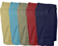 S30 Mens Plain Casual Summer Elasticated Walking Shorts Big Size 32-54 waist