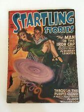 Startling Stories US SF pulp Nov 1947 - Murray Leinster, Jack Williamson etc