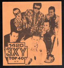 3XY TOP 40 MUSIC SURVEY CHART - OL' 55 July, 1976