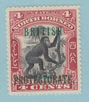 NORTH BORNEO 108 MINT HINGED OG *  NO FAULTS VERY FINE !