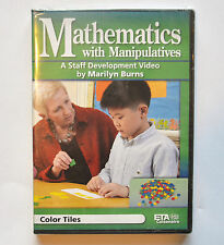 Mathematics with Manipulatives by Marilyn Burns, Color Tiles DVD