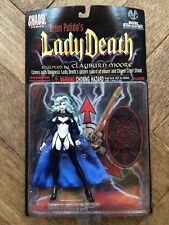 LADY DEATH FIGURE SERIES: LADY DEATH  MOC , Moore Action Collectables
