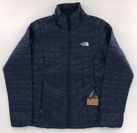 The North Face Women's Thermoball Eco Jacket TNF Navy NWT FREE SHIPPING
