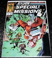 G.I Joe Special Mission 4A (6.0) 1st Print Marvel Comics