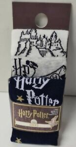 Harry Potter 3 Pairs Socks Wizarding World Ladies Ankle Socks Socks 4-8 BNWT