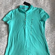 LADIES POLO SHIRT SIZE MEDIUM FROM TOMMY HILFIGER BRAND NEW WITH TAGS